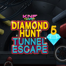 Diamond Hunt 5 Drainage Tunnel Escape
