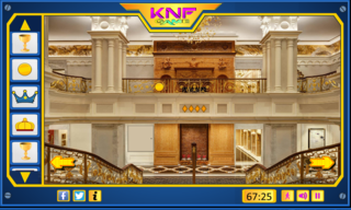 Modern Palace Escapeのゲーム画面「 Modern Palace Escape 」