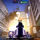 BLACK SQUADのゲーム画面