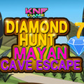 Diamond Hunt 7 Mayan Cave Escapeのイメージ