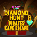 Diamond Hunt 8 Pirates Cave Escapeのイメージ