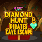 Diamond Hunt 8 Pirates Cave Escape