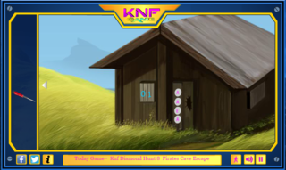 Knf Goat Escapeのゲーム画面「Knf Goat Escape」