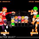 現バージョンでは11キャラクターが使用可能!