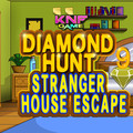 Diamond Hunt 9 Stranger House Escapeのイメージ