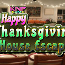 Happy Thanksgiving House Escape
