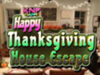 Happy Thanksgiving House Escapeのゲーム画面「Happy Thanksgiving House Escape」