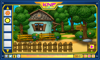 Knf Little Johny 5 – Thanksgiving Gift Escapeのゲーム画面「Knf Little Johny 5 – Thanksgiving Gift Escape」
