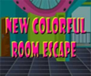 New Colorful Room Escapeのゲーム画面「New Colorful Room Escape」