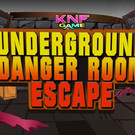 Underground Danger Room Escape