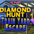 Knf Diamond Hunt 11 : Train Yard Escapeのイメージ