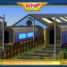 Knf Diamond Hunt 11 : Train Yard Escape