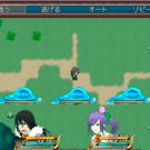 戦闘画面。ターン制になってます