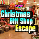Christmas Gift Shop Escape
