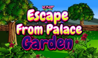 Knf Escape From Palace Gardenのゲーム画面「Knf Escape From Palace Garden」