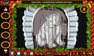 Knf Rescue The Polar Bearのゲーム画面「Rescue The Polar Bear」