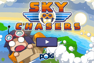 Sky Chasersのゲーム画面「star screen」