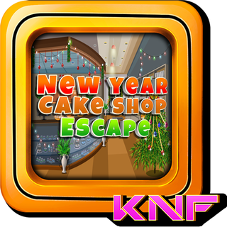 Knf New year Cake Shop Escapeのゲーム画面「Knf New year Cake Shop Escape」