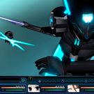戦闘中はダイナミックな演出が展開されます。