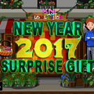 Knf New Year 2017 Surprise Gift
