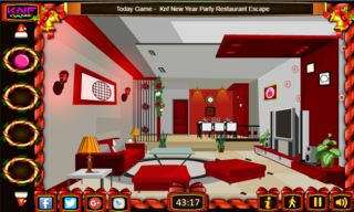 Knf RGB Color Room Escapeのゲーム画面「RGB Color Room Escape」