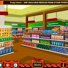 Grocery Supermarket Escape