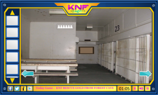 Knf Escape From The Prisonのゲーム画面「Knf Escape From The Prison」