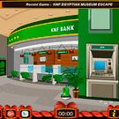 Bank Robbery Escape