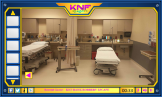 Knf Escape From Private Hospitalのゲーム画面「KnfGame」