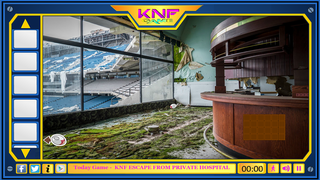 Knf Escape From Abandoned Rugby Stadiumのゲーム画面「Knf Escape From Abandoned Rugby Stadium」