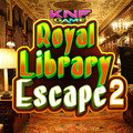Knf Royal Library Escape 2のイメージ