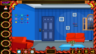 Knf 10 Door Escapeのゲーム画面「10 Door Escape」