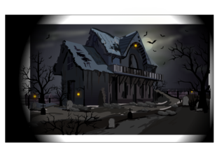 KNF Escape Little BOY from Zombie HOUSEのゲーム画面「Escape Little BOY from Zombie HOUSE」