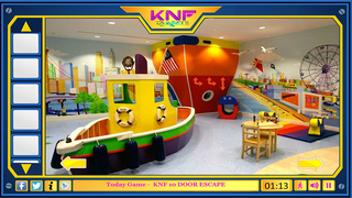 Knf Kids Play Room Escape 2のゲーム画面「 Kids Play Room Escape 2 」