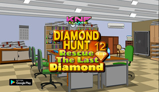 Knf Diamond Hunt 12 : Rescue The Last Diamondのゲーム画面「Rescue The Last Diamond」