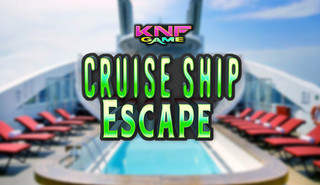 Knf Cruise Ship Escapeのゲーム画面「Knf Cruise Ship Escape」