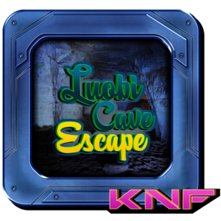 Luobi Cave Escapeのゲーム画面「Luobi Cave Escape」