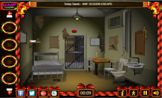 Knf Escape From The Prison 2のゲーム画面「Knf Escape From The Prison 2」
