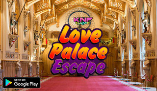 Knf Love Palace Escapeのゲーム画面「Knf Love Palace Escape」