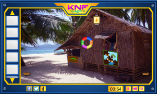 Knf Tourist Island Boat Escapeのゲーム画面「Knf Tourist Island Boat Escape」