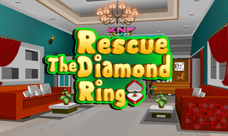 Knf Rescue The Diamond Ringのゲーム画面「Knf Rescue The Diamond Ring 」
