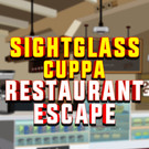 KNF Sightglass Cuppa Restaurant Escape