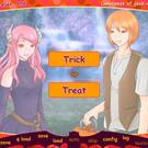 Trick(いたずら・驚かし)or Treat(もてなし)