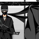 伊賀流の忍者「服部門蔵」。天誅組を倒すのが今回の目的だ。