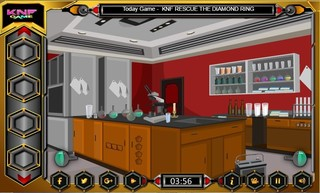 Knf Escape From Chemical Laboratoryのゲーム画面「Knf Escape From Chemical Laboratory」