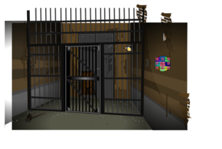 Knf Escape From Prison 3のゲーム画面「Knf Escape From Prison 3」