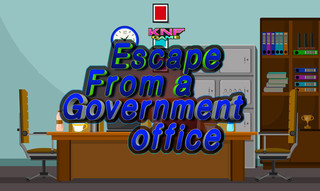 Knf Escape From a Government officeのゲーム画面「Knf Escape From a Government office」