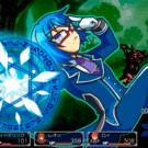 迫力のカットイン…ダイヤモンドダスト!