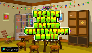 Knf Escape From Easter Celebration Houseのゲーム画面「Knf Escape From Easter Celebration House」