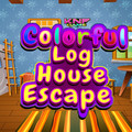 Knf Colorful Log House Escapeのイメージ